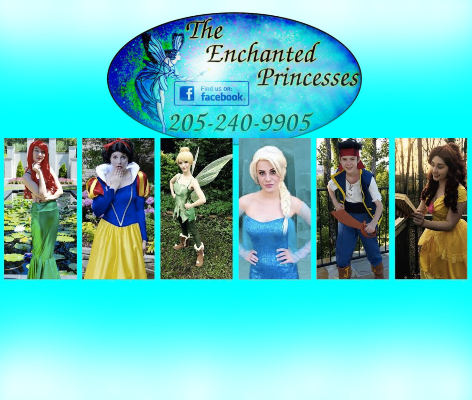 The Enchanted Princesses